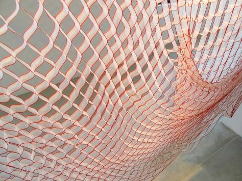 Doblered 2014 Cinta de nylon termofundida 165 x 198 cm (65 x 78 in)