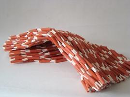 RAM 2014 Ramplugs ensamblados con nylon 55 x 63 cm (21.7 x 24.8 in) (c/u)